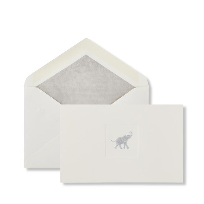 Large Elephant つ折りカードセット