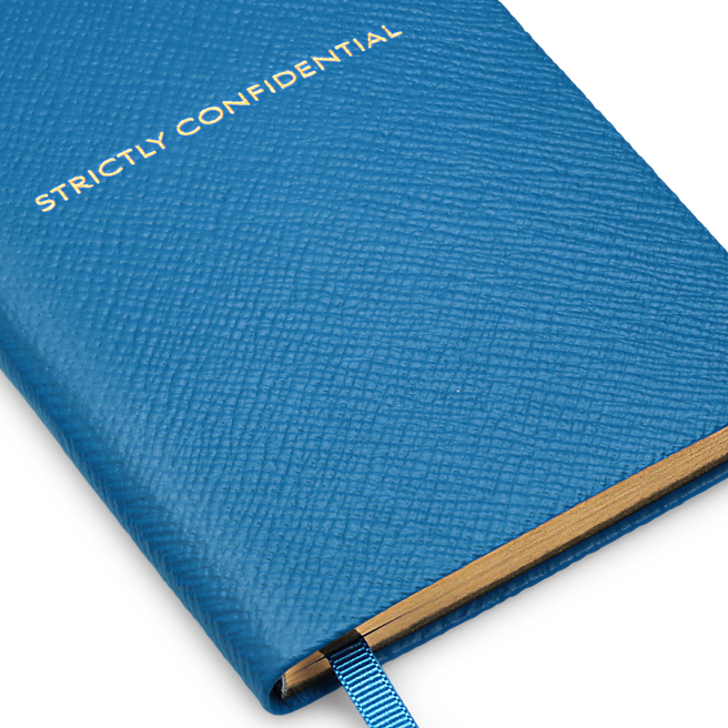 Strictly Confidential Panama Notebook