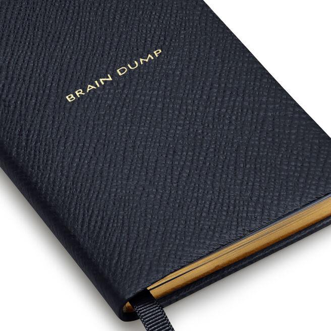 Brain Dump Wafer Notebook