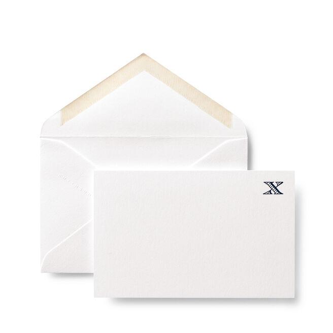 X Alphabet Cards