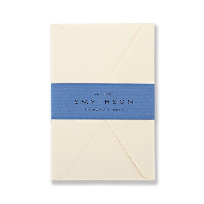Cream Wove Kings Envelopes