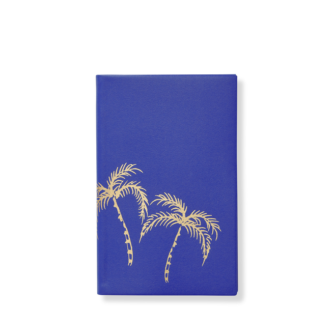 Palm Tree Panama Notebook