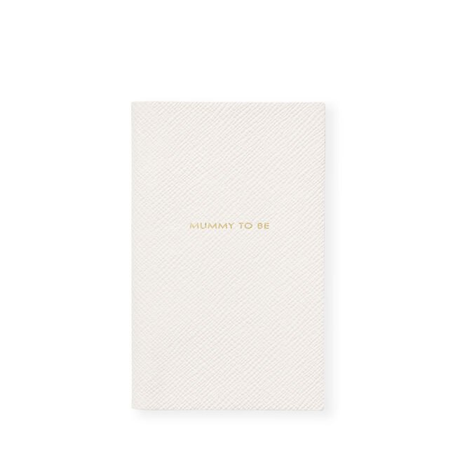 Mummy To Be Panama Notebook