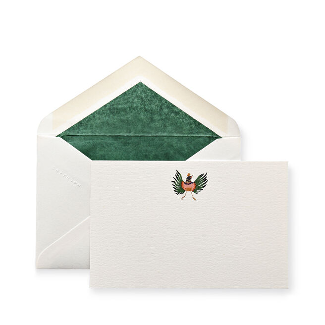 Flying Bird Correspondence Cards