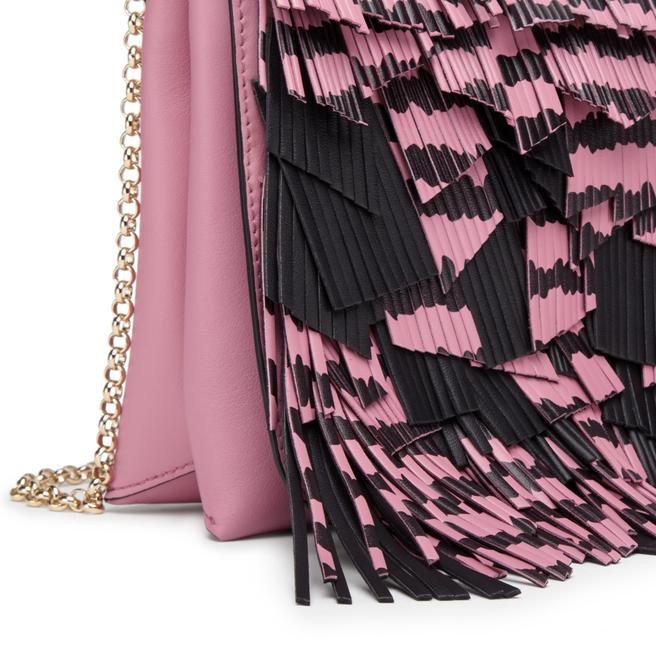 Bond Feather Loop Chain Bag
