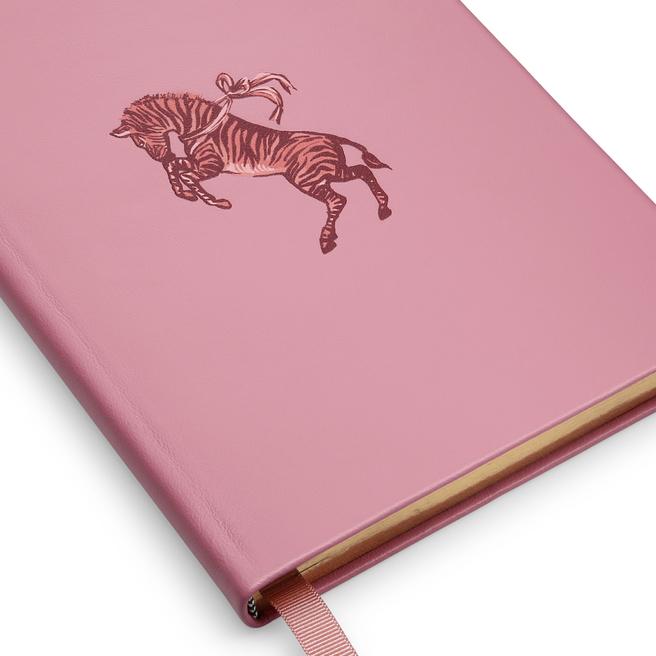 Menagerie Zebra Soho Notebook