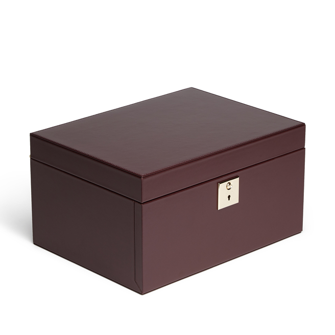 Madison 3 Drawer Jewellery Box