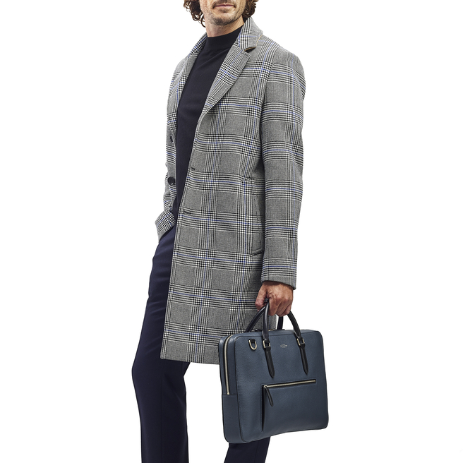 Ludlow Briefcase with Zip Front