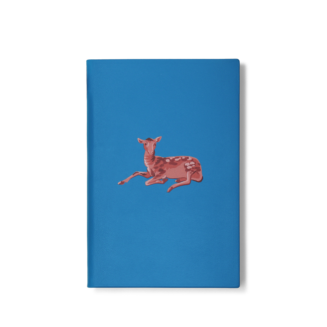 Menagerie Deer Chelsea Notebook