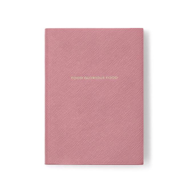 Food Glorious Food Notebook