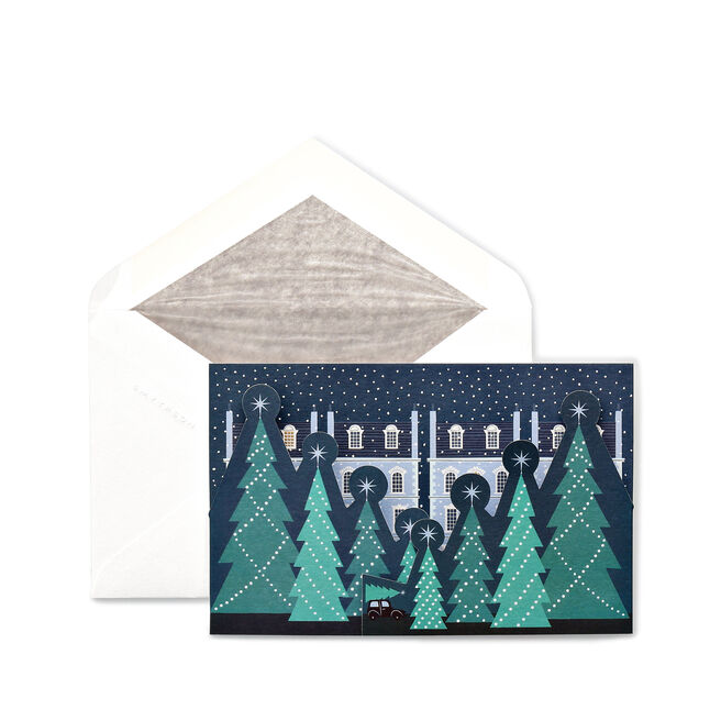 Townhouses Christmas Cards