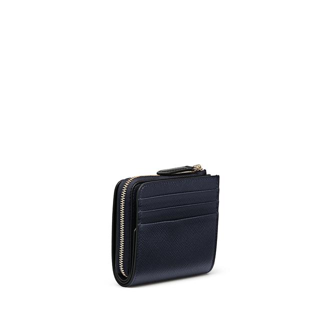 Panama Zip Around Bifold Wallet