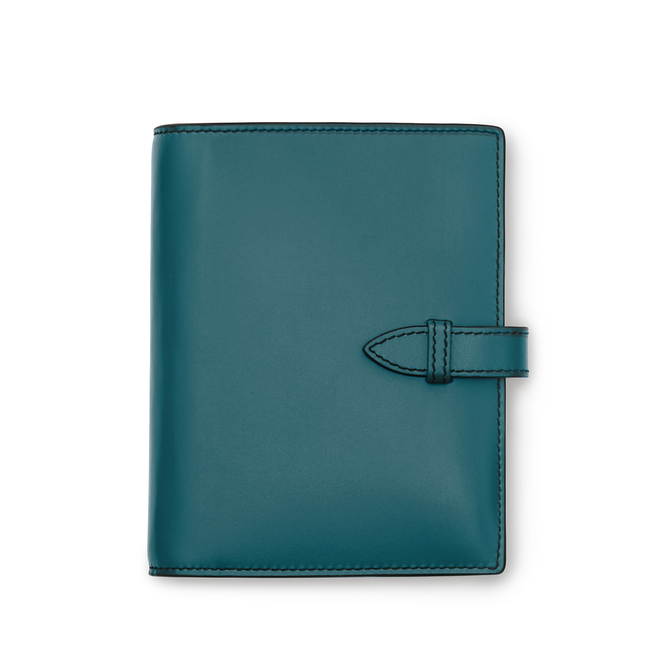 Bijou Organiser in Smooth Leather