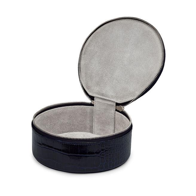 Mara Round Trinket Case