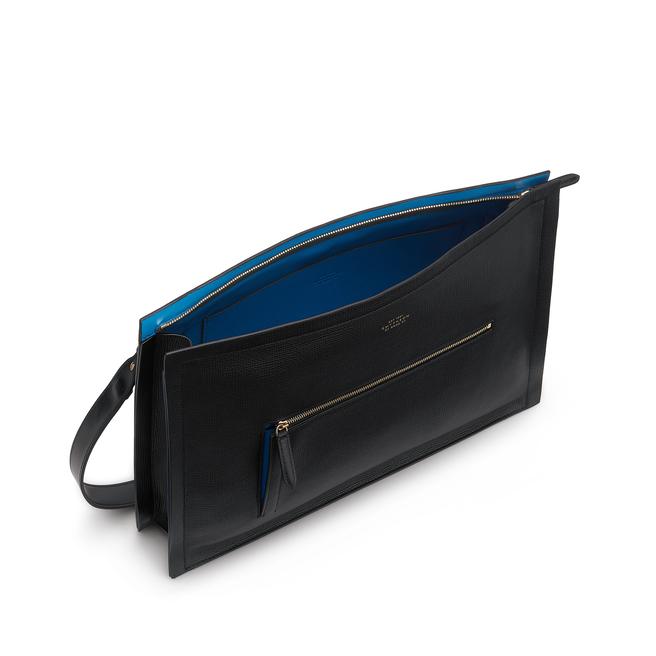 Panama Zip Messenger Bag
