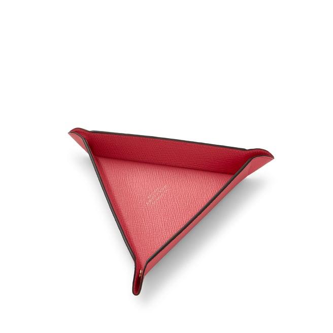 Petit plateau vide-poches triangulaire Panama