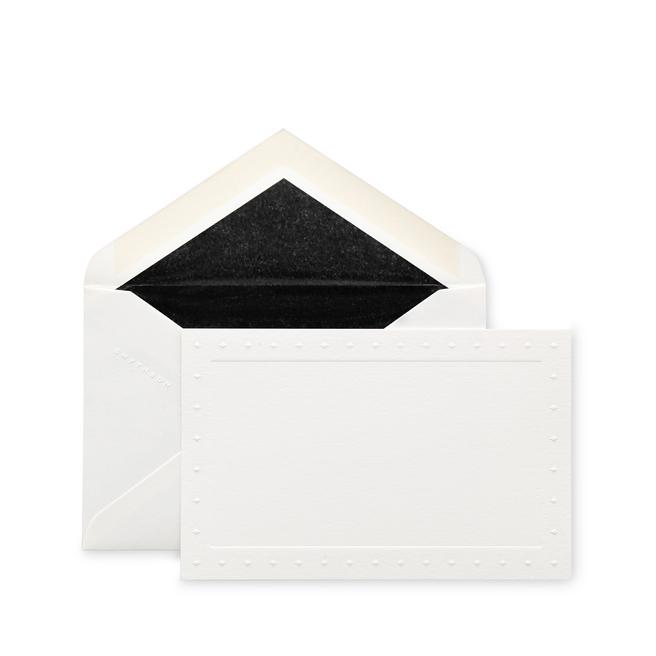 Stars Border Correspondence Cards