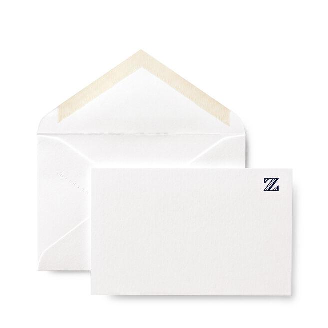 Z Alphabet Cards
