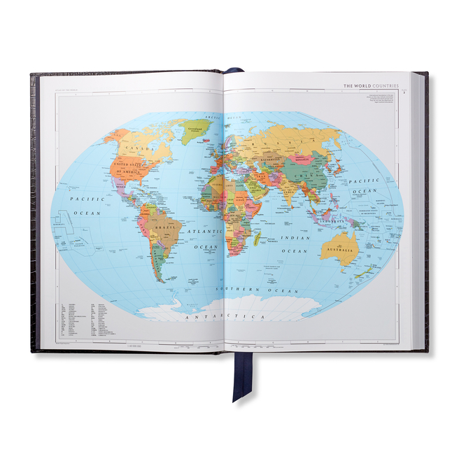 Mara Large World Atlas