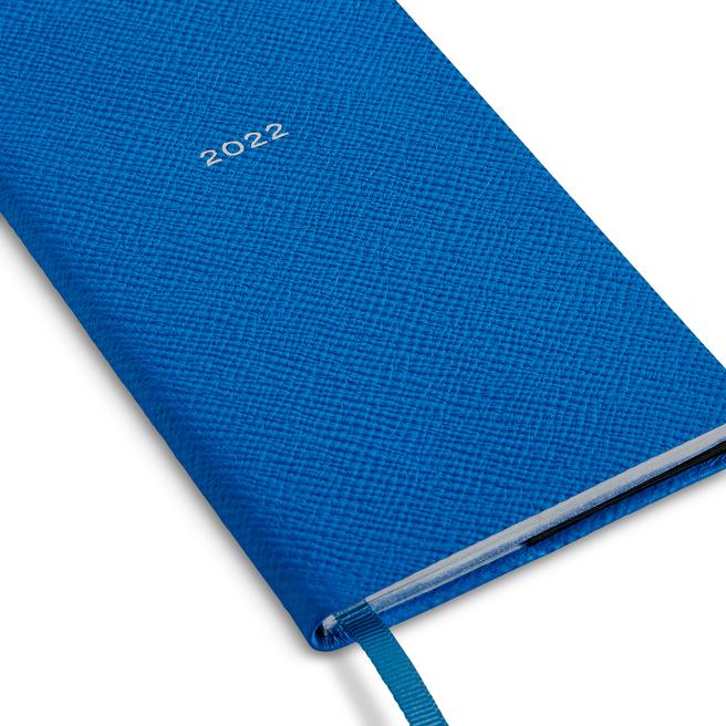 2022 Memoranda Diary with Pocket