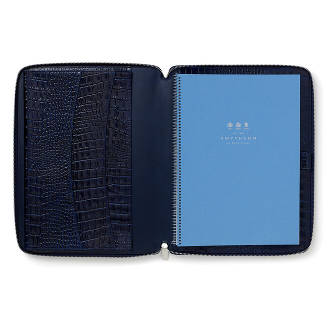 Mara A4 Zip Writing Folder