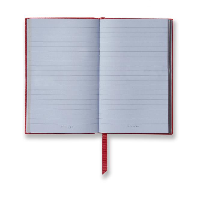 Make Merry Panama Notebook Red