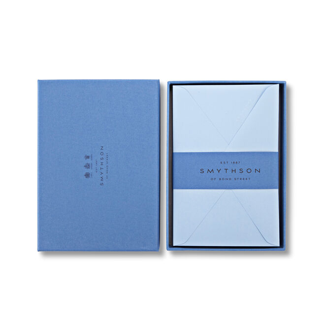 Bond Street Blue Kings Envelopes
