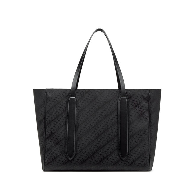 'S' Monogram Medium Ciappa Tote