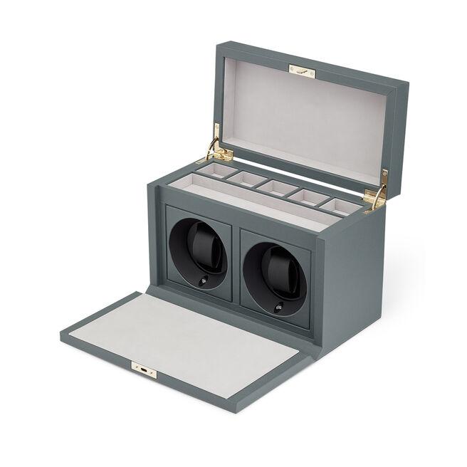 Grosvenor Rotary Watch Box