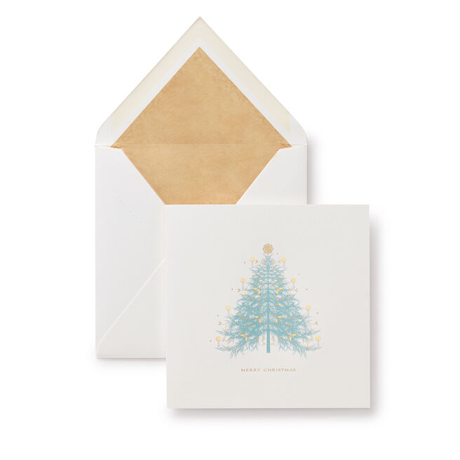 Christmas Fir Tree Cards