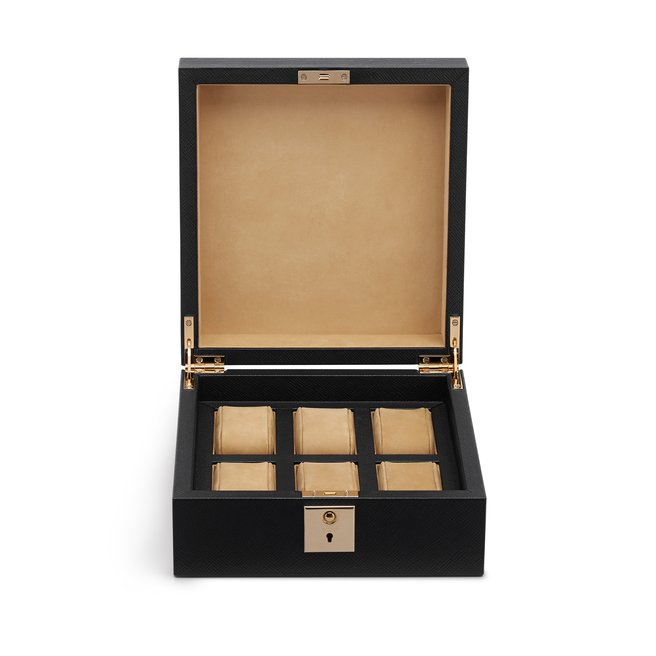 Panama Lockable Watch Box