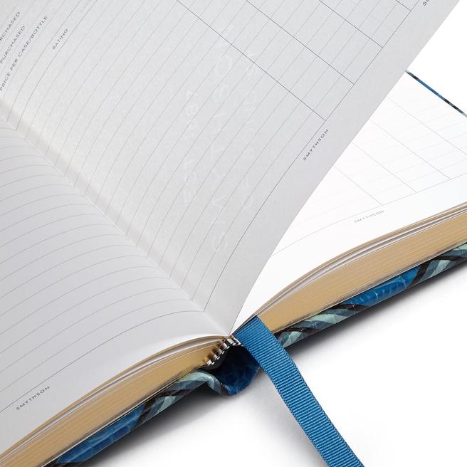 Mara Trellis Hardbound Cellar Book