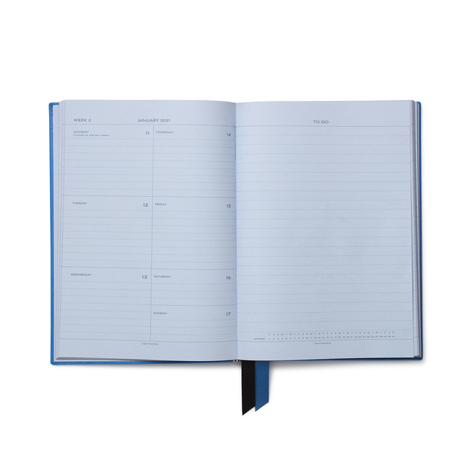 2021 Soho Agenda with Pocket