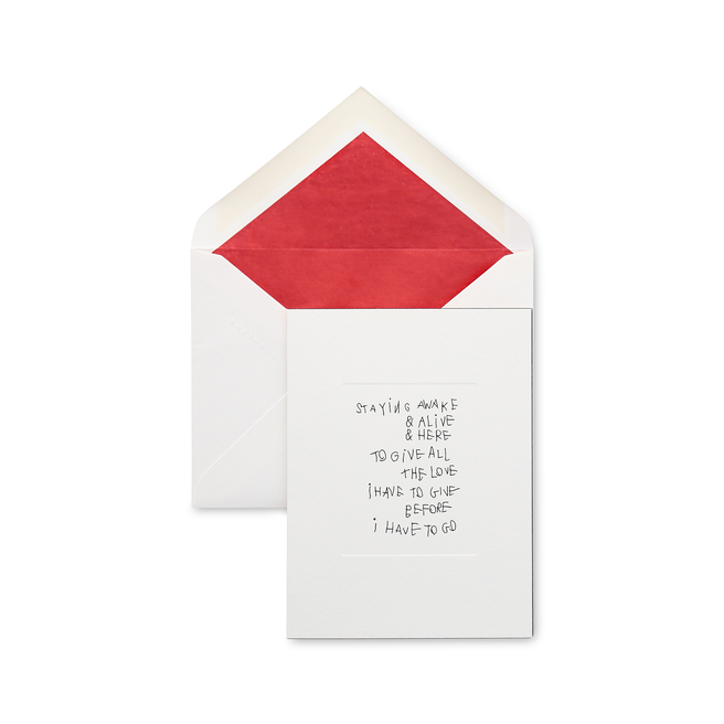 Coco Capitán Valentine's Day Card