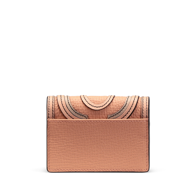 Ludlow Moon Card Case with Mirror
