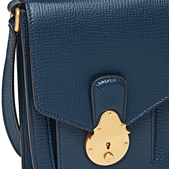 Ludlow Gable Lock Mini Crossbody Bag