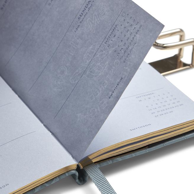 2021/22 Mid-Year Mara Panama Diary with Pocket