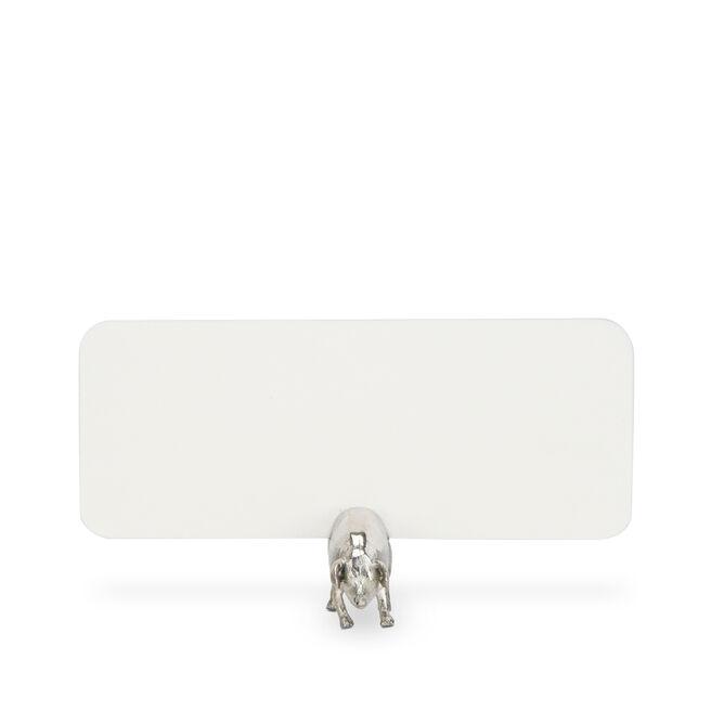Pig Place Card Holder