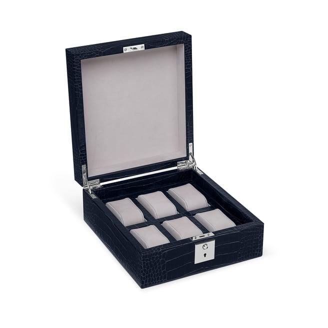 Boîte pour montres Mara avec verrou
