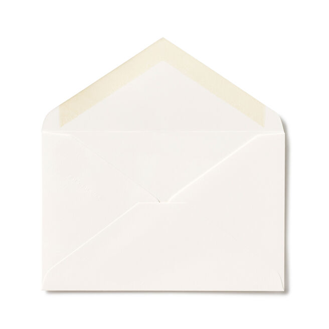 White Wove Kings Envelopes