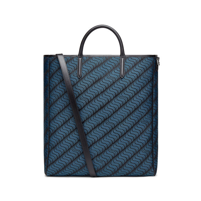 S Monogram Shopper Bag