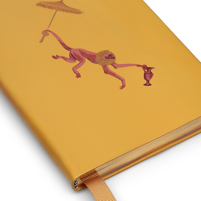Menagerie Tamarin Chelsea Notebook