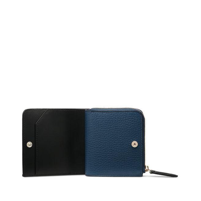 Ludlow Zip Around Bifold Wallet