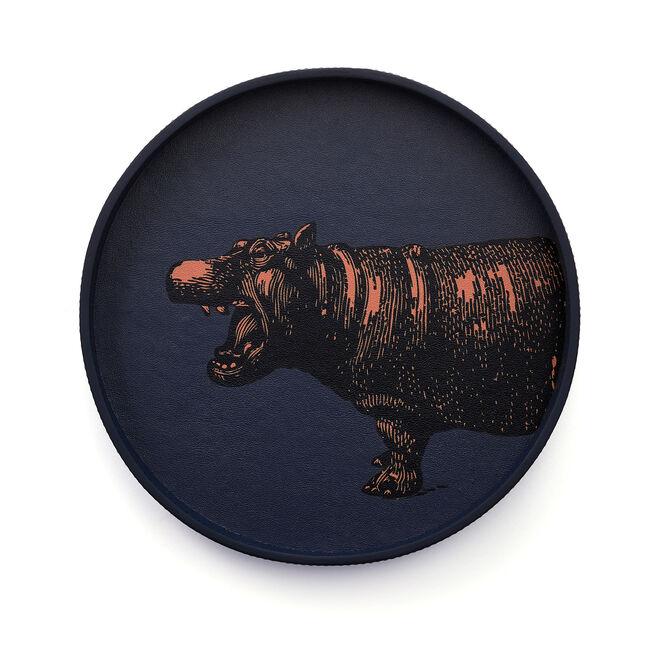 Bond Animal Hippo Key Tray