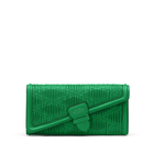 Quilted Plisse Envelope Large Coin Purse