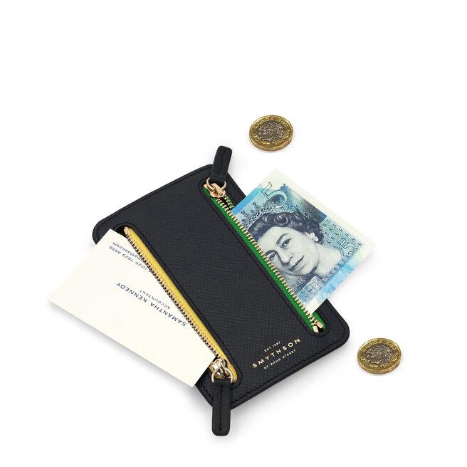 Panama Mini Zip Currency Case
