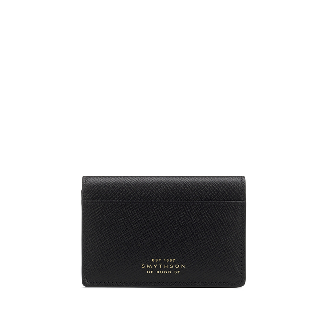 Panama Card Case with Press Stud
