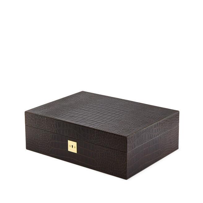 Mara Small Gentlemen's Accessory Box