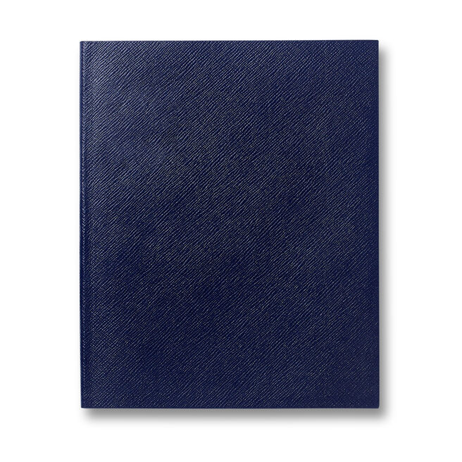 Portobello Notebook with Blank Pages