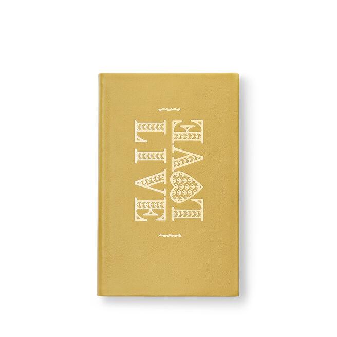 Live Love Panama Notebook